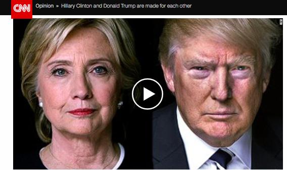 CNN.comの二人の写真ベスト・ショットかも?