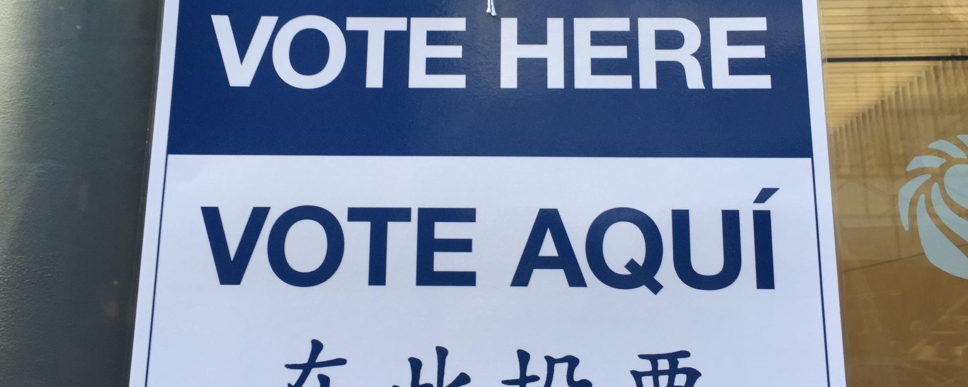 アメリカ中間選挙で堂々と行われる驚くべき組織的投票妨害 Incredible ...