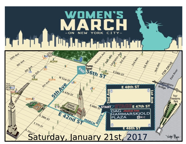 womens-march-nyc-route-1-17-2017