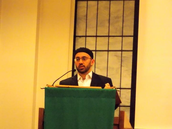 Imam Khalid Latif